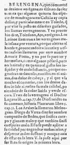 Historia de la berenjena