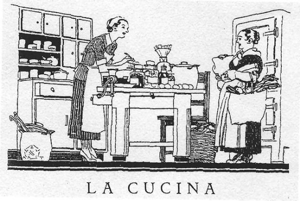 Las nuevas cocineras