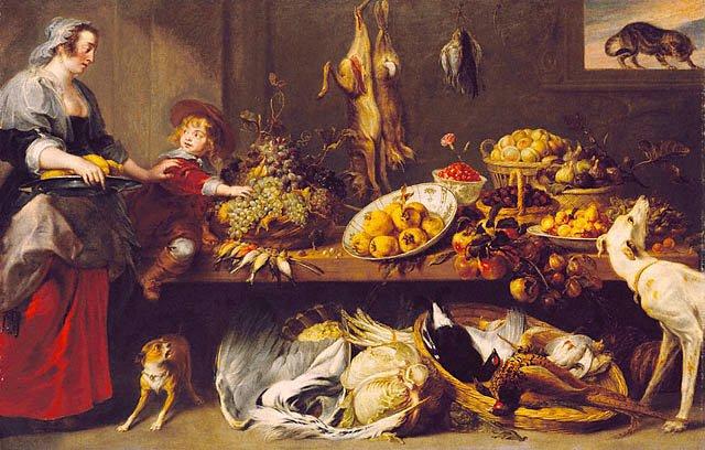 Historia de la mujer en la gastronom a historia de la for 17th century french cuisine