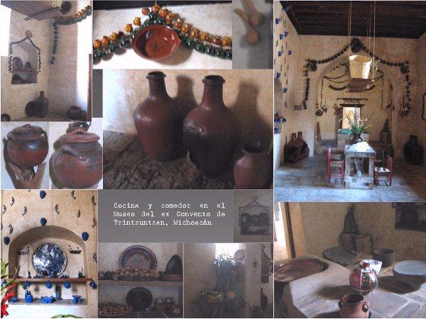 Ex Convento de Tzintzuntzan, fotos de la autora