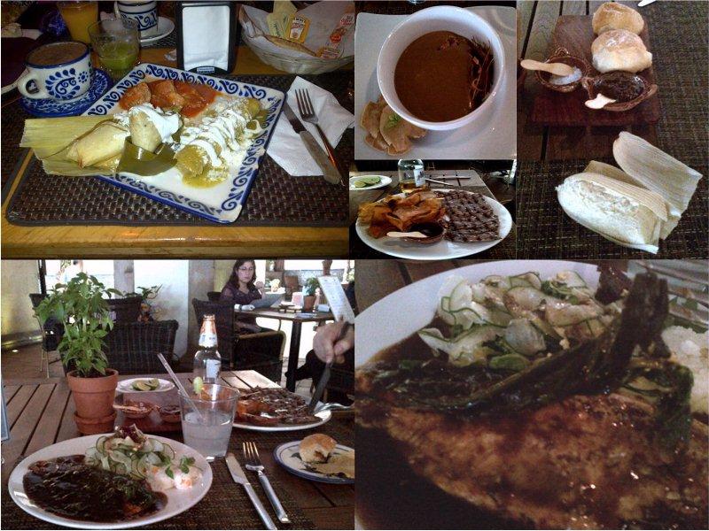comida michoacana