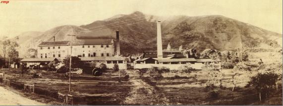 Cervecería Antioqueña Consolidada 1920 - Itagüí - Foto: Cervecería Unión