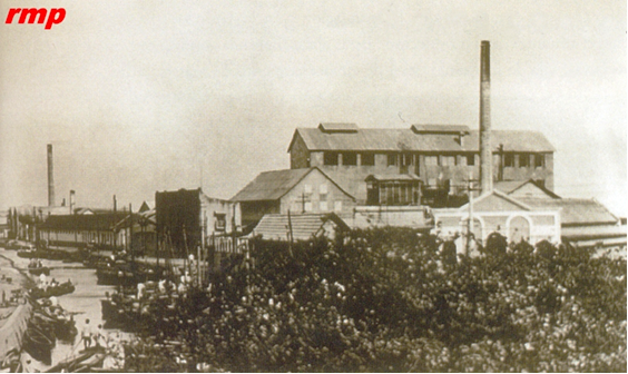 Cervecería Barranquilla 1920 - Barranquilla - Foto: Cervecería Águila