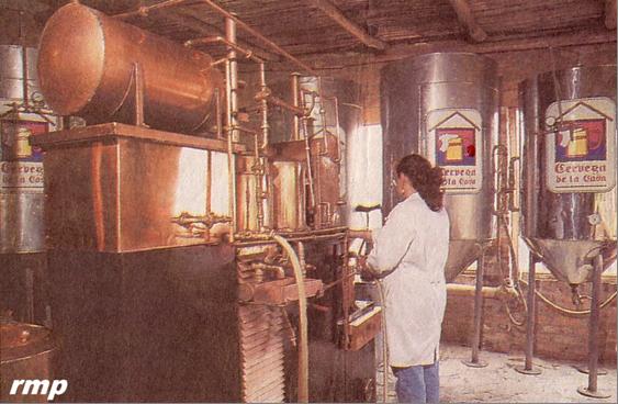 Cervecería Ltda. 1996 - Foto: El Tiempo 1996