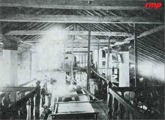 Cervecería Parra 1918 - Pamplona - Foto: Libro Azul de Colombia