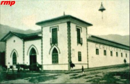 Cervecería Tamayo 1900 - Medellín - Foto: Biblioteca Pública de Medellín