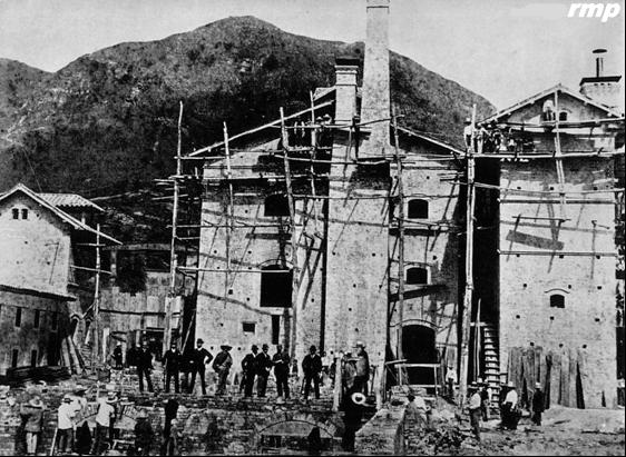 Cervecería Bavaria 1890 - Bogotá - Foto: Bavaria