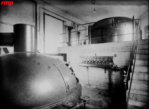 Cervecería Libertad 1928 - Medellín - Foto: Biblioteca Pública de Medellín