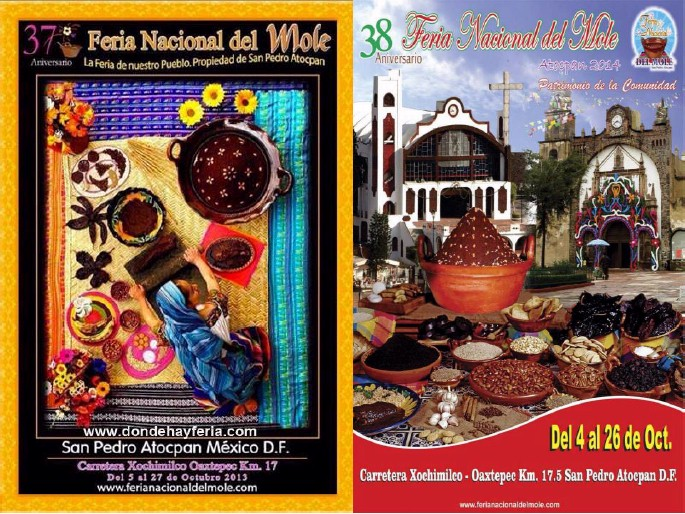 Feria Nacional del Mole en San Pedro Atocpan [13]