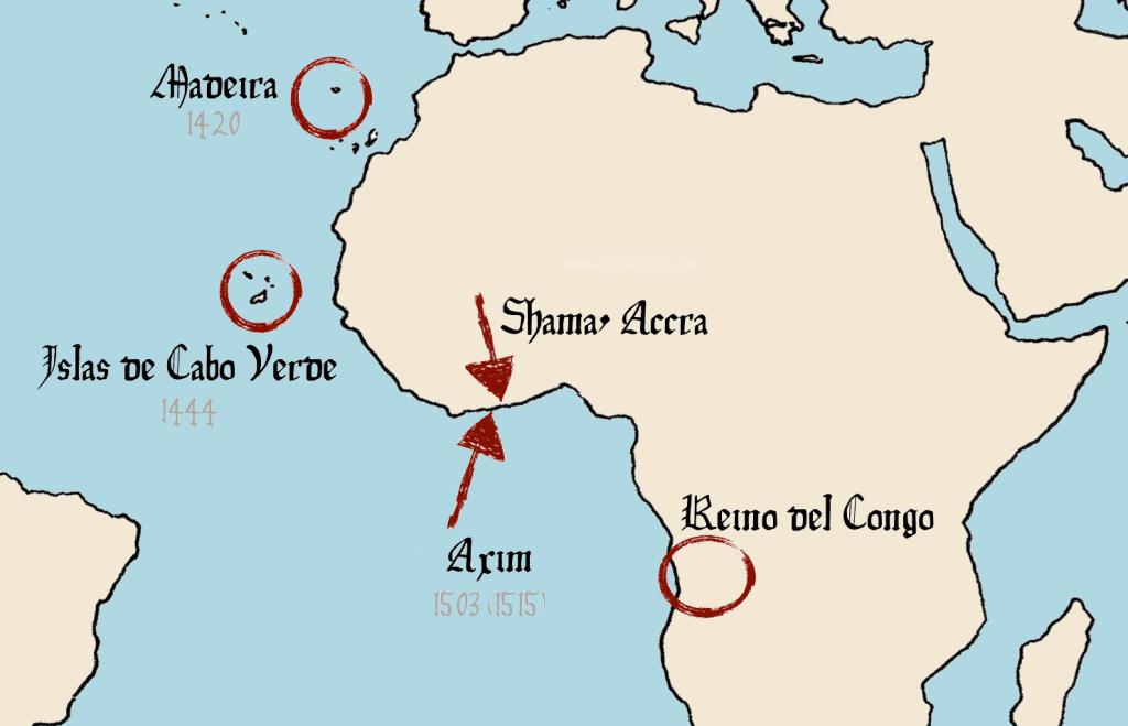 map-portuguese