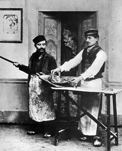 historia gastronomia italiana: